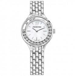 Reloj Lovely Crystals Mini, tono plateado
