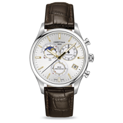 RELOJ CERTINA DS-8 CHRONO MOON PHASE PRECIDRIVE