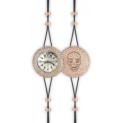 Reloj Skull Full Rose