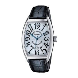 Reloj Curvex 7851 Automatico Calendario Esfera Blanca Acero