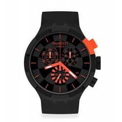 Reloj SWATCH CHECKPOINT RED