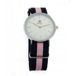 Reloj BEST PARIS Correa Rosa y Azul