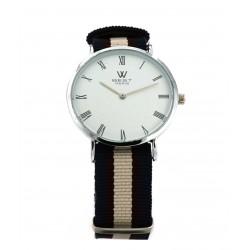 Reloj BEST PARIS Correa Azul y Beige