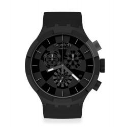 Reloj SWATCH CHECKPOINT BLACK