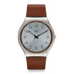 Reloj SWATCH SKIN SUIT BROWN