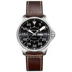 Reloj KHAKI AVIATION PILOT DAY DATE QUARTZ